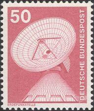 Germany 1975 Industry/Technology/Dish Aerial/Radio/Telecommunications 1v n29148e