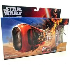 Star Wars The Force Réveille 3.75 pouces véhicule Elite Speeder Bike