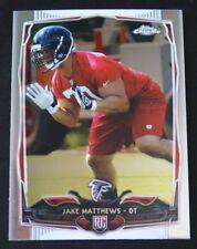 2014 Topps Chrome #199 Jake Matthews RC - NM-MT