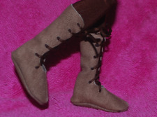 """Custom Boots for 1/6 scale 12"""" Action Figure.Medieval Knight Ignite Viking #1"""