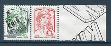 RARE PAIRE 4767+4774 HORIZONTALE OBLITEREE  - ISSUE DE FEUILLE F4774A - #3