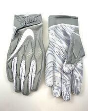 Nike SUPERBAD Football Gloves - Light Gray PGF938-015 Men Size 2XL