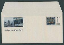 """rar: Ostfildern-Nellingen, Bahn, Bus,""""plusbrief-individuell"""" Brief der Dt. Post"""