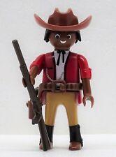 Coloré Cowboy Revolverheld Playmobil pour Western Gare Ferme Ranch Colorado