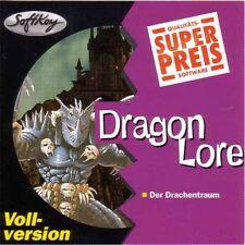 PC DOS: Dragon Lore 1 : Die Legende Beginnt - Cryo 1994