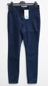 BNWT NEXT Ladies Dark Blue Power Stretch Leggings / Jeggings Jeans UK 10 R