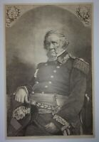 1866 Lieutenant General Winfield Scott Engraving