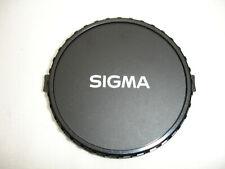 SIGMA 77mm front lens cap  (older model),  Japan