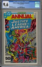 JUSTICE LEAGUE OF AMERICA #3 - ANNUAL - CGC 9.6 - 2020848013