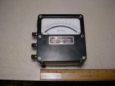 Weston/ Daystrom model 433 AC voltmeter