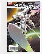 Silver Surfer In Thy Name #1-4 Set Marvel Comics Limited Series