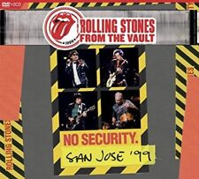 From The Vault: No Security. San Jose '99 [New DVD] With CD, Digipack Packagin