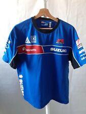 More details for suzuki team t-shirt - size xl - free postage!