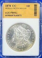 1878 CC Morgan Silver Dollar 90% Silver 669066878-05071