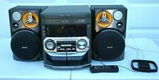 Philips FWC399 01 CD/ Cassette / Radio With Remote and Antenna