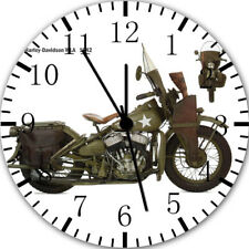 American Army Motor Frameless Borderless Wall Clock Nice For Gifts or Decor Z27