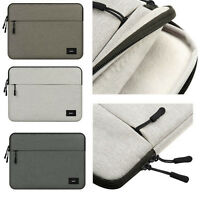 "Universal Laptop Sleeve Case Pouch Bag For 11.6"" 12"" 13"" 15"" Ultrabook NoteBook"