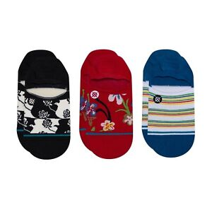 Stance Socks 'Ralph 3 Pack' | No-Show Height | 3 Pairs | Unisex - Large - NWT