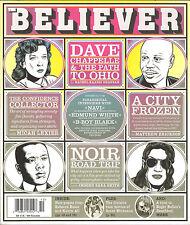 NEW! The BELIEVER 102 October 13 2013 DAVE CHAPPELLE Oscar Micheaux NAVI Lexier