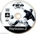 PlayStation 2 jeu video FIFA FOOTBALL 2002 foot compatible console PS2