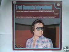 FRED BONGUSTO International lp FRANCO CALIFANO