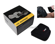 New 3 inch Cameras Viewfinders Extender view finder For GF1 GF2 D7200 D5000 G10