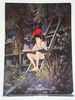 STUDIO GHIBLI,- CLEAR FILE, FOLDER - KIKI'S DELIVERY SERVICE-MIAZAKI