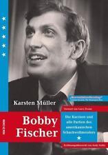 Bobby Fischer von Karsten Müller (2010, Taschenbuch)