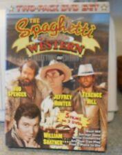 THE SPAGHETTI WESTERN COLLECTORS EDITION (DVD 2005) RARE SET BRAND NEW