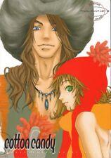Final Fantasy 8 Irvine X Selphie Doujinshi Cotton Candy Akai Tubasasa