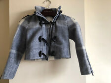 Burberry girls coat age 8