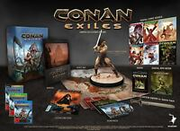 Conan Exiles CE Collectors Edition | XBox One NEU & OVP | UNCUT
