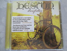 Heston - Storyteller - CD