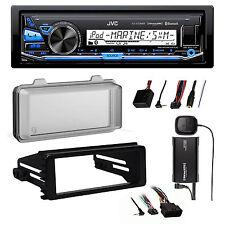98-2013 Harley FLHX Install Adapter Kit, Bluetooth Radio, Cover, XM Radio Tuner