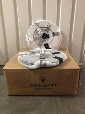 Maserati Rotor Set (2) Front Genuine Rotors P/N 670032734 Ghibli Quattroporte