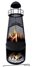 Garten-Kamin Terassen-Ofen Terassenofen Gartenofen Kaminofen Feuerstelle Feuer