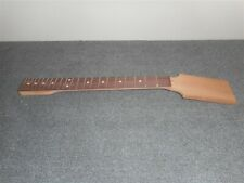 New - Angled Headstock Paddle Head Mahogany Guitar Neck, #Phrm-A