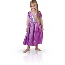Raperonzolo Reale S Rapunzel Bambina Costume Carnevale Rubie's