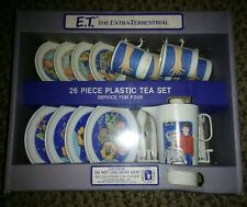 Et Alien The Extra Terrestrial Party Set Playset E.T. Movie Collectible 80s Toys