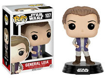 FIGURE STAR WARS 7 VII POP FUNKO PRINCIPESSA LEILA PRINCESS OLD LEIA CINEMA #1
