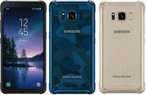 Samsung Galaxy S8 Active G892A GSM Factory Unlocked 64GB Smartphone - Grade B+