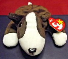 BRUNO the Terrier TY Beanie Baby Collection Retired Rare #6
