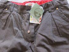 LCDP La Compagnie Des Petits Brown Trousers Age 10 Adjustable waist