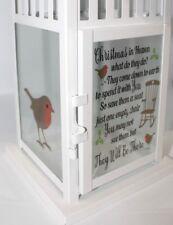 Christmas in Heaven, Printed Film for IKEA LANTERN BORRBY LANTERN SMALL