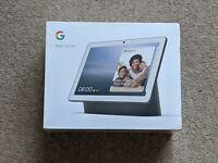 Google Nest Hub MAX Smart Display Speaker CHARCOAL - BRAND NEW .e