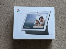 Google Nest Hub MAX Smart Display Speaker CHARCOAL - BRAND NEW a