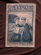 Der gute Kamerad 31 1913 Schwarzfußindianer Büffeljagd Zauberquadtrat Mathematik