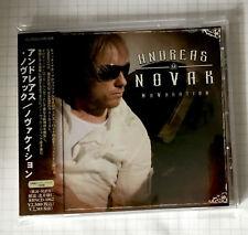 Andreas Novak-novacation + 1 CD GIAPPONE OBI NUOVO rbncd - 1062 House of Shakira AOR