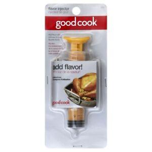 Good Cook Flavor Injector ~ Marinade Beef Turkey Chicken ~ Goodcook Syringe