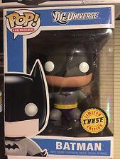 Funko Pop CHASE Box Giant Black Batman 9 Inch RARE! ONLY ON EBAY BEST PRICE